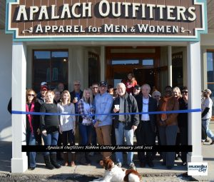 Apalach outfitter ribbon