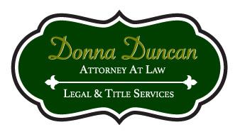 Donna Duncan legal & Title Services