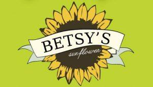 Betsy Sunflower Logo