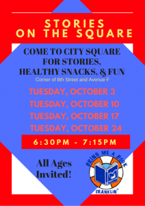 Stories on the Square