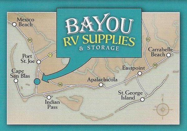 Bayou RV Supplies & Storage