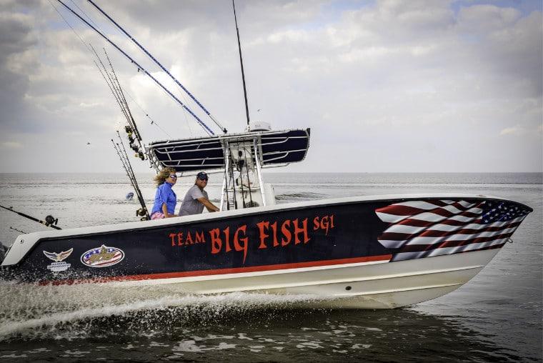 Team Big Fish SGI