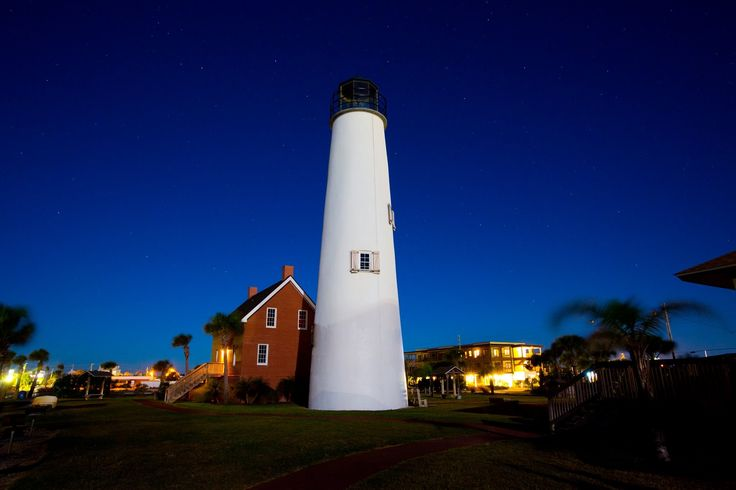 St. George Lighthouse & Keepers House Museum