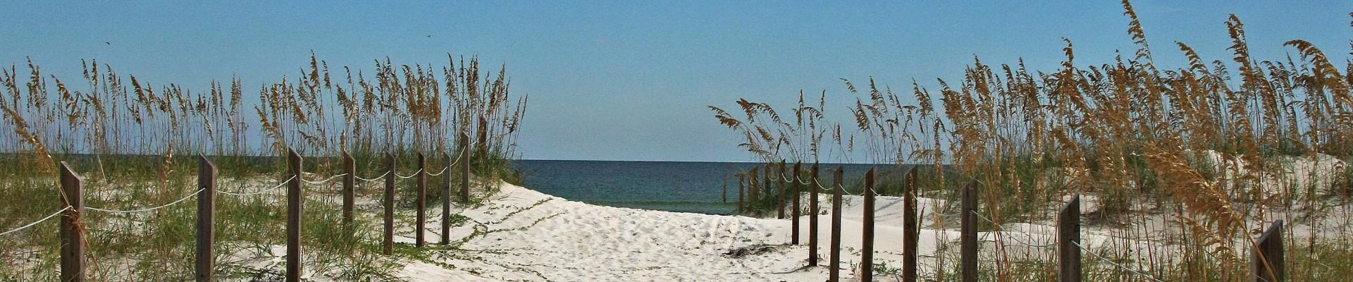 st george island beach slide